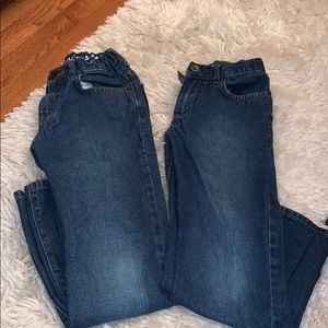 ⭐️ 3 for $20 2pcs Boys Children's  Place Jeans